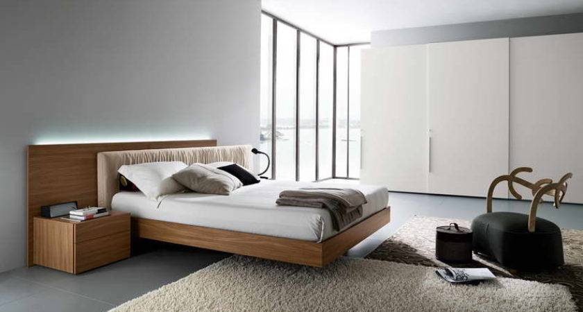 Bedroom Simplicity Elegance Floating