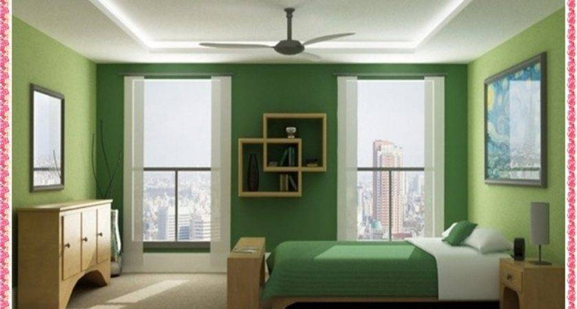 Bedroom Wall Painting Ideas Color Combination
