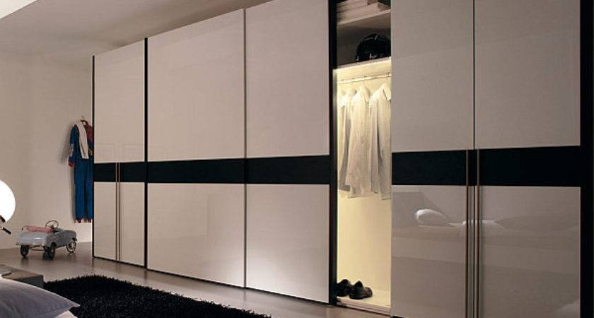 Bedroom Wardrobes Fitted Sliding Doors