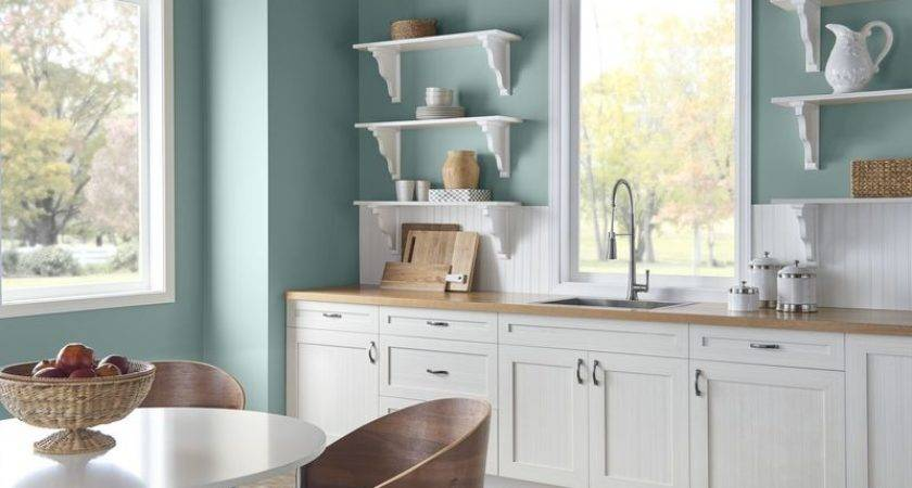 Behr Color Year Soothing Tranquil