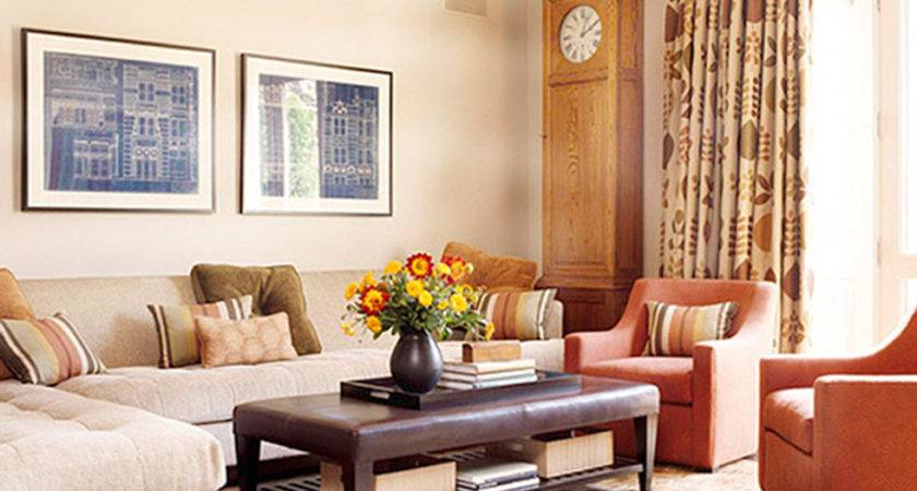 Beige Living Room Furniture Color