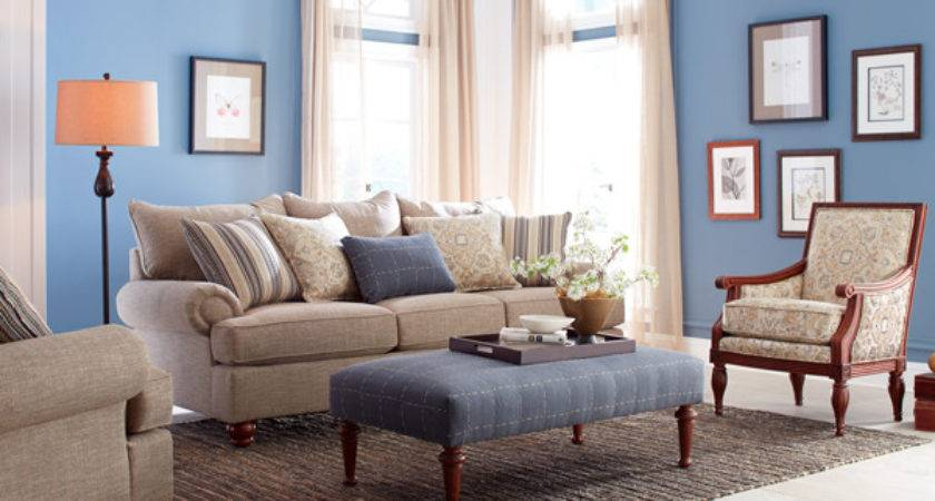 Beige Living Room Set Home Furnishings Sofa