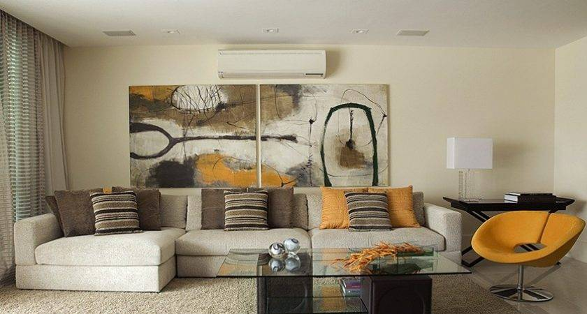 Benedetina Living Rooms Using Earth Tones