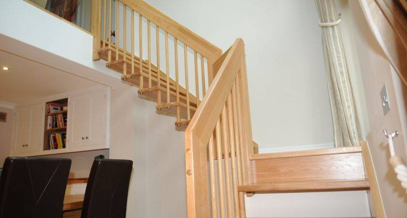 Bespoke Wooden Stair Teddington North London Timber