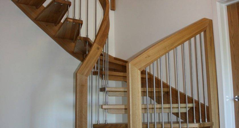 Bespoke Wooden Staircase Lowestoft Suffolk Timber