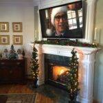Best Above Mantle Ideas Pinterest