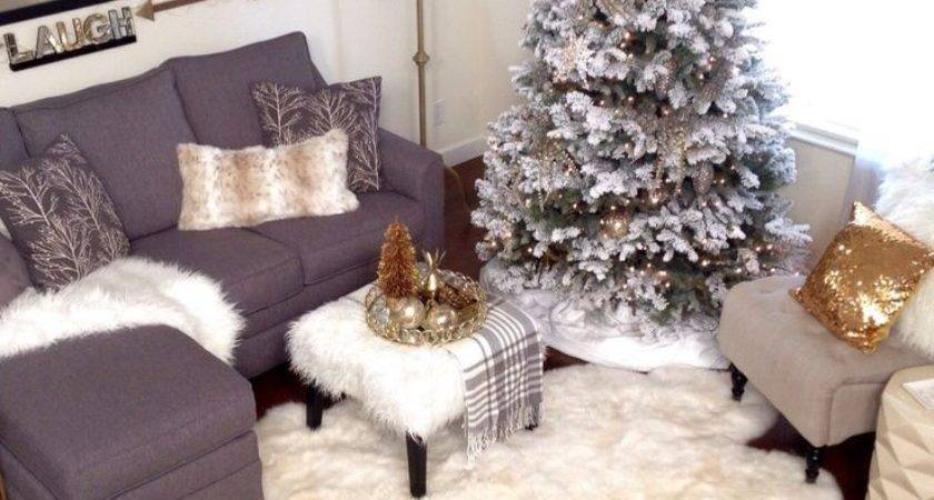 Best Apartment Christmas Ideas Pinterest