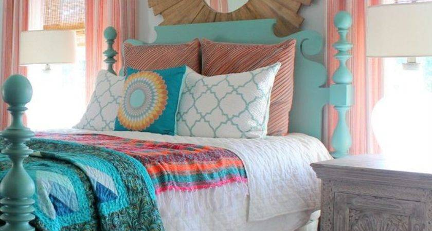 Best Bright Colored Bedrooms Ideas Pinterest