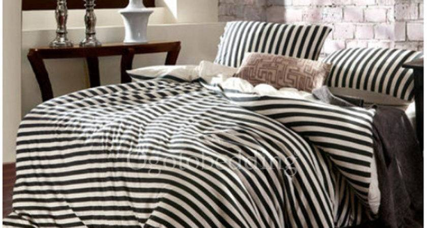 Best Chic Classic Black White Striped Teen