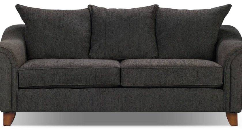 Best Collection Charcoal Grey Sofas