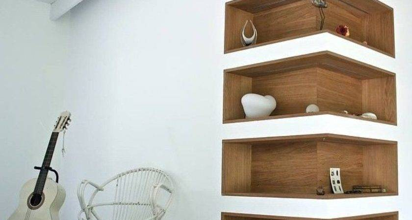 Best Cool Shelves Ideas Pinterest Wooden Bookcase
