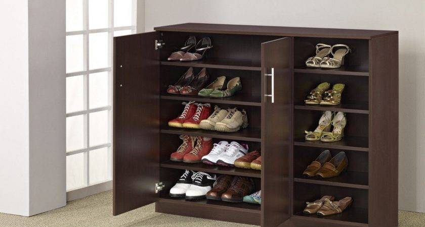 Best Creative Shoe Storage Ideas Small Spaces