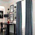 Best Curtains Gray Walls Decocurbs Amazing