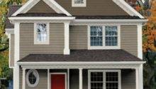 Best Exterior Color Schemes Ideas Pinterest