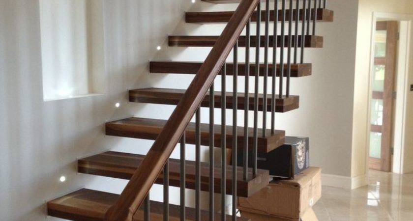 Best Floating Stairs Ideas Pinterest Cantilevered