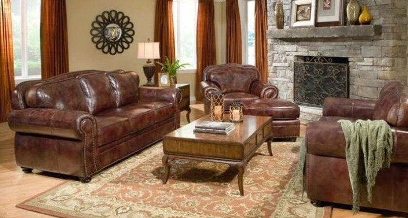 Best Furniture Living Room Leather Sofa Couch Set