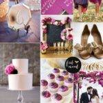 Best Gold Wedding Colors Ideas Pinterest