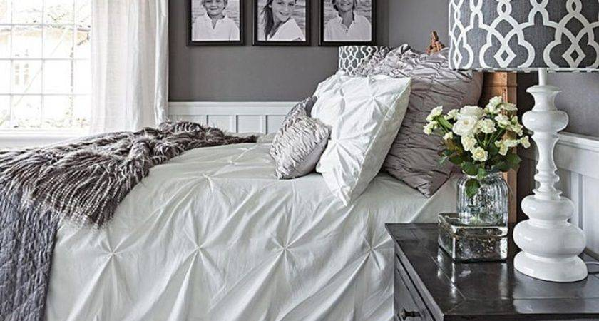 Best Grey Bedroom Decor Ideas Pinterest