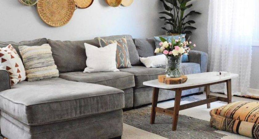 Best Grey Couch Rooms Ideas Pinterest Living Room