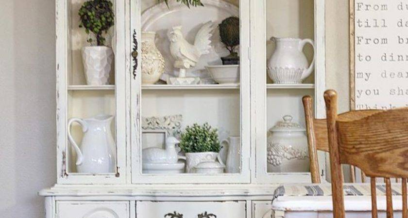 Best Hutch Decorating Ideas Pinterest China
