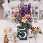 Best Low Less Formal Rustic Chic Centerpieces