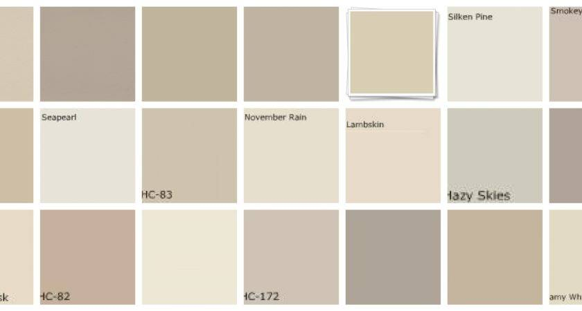 Best Neutral Paint Colors Grasscloth