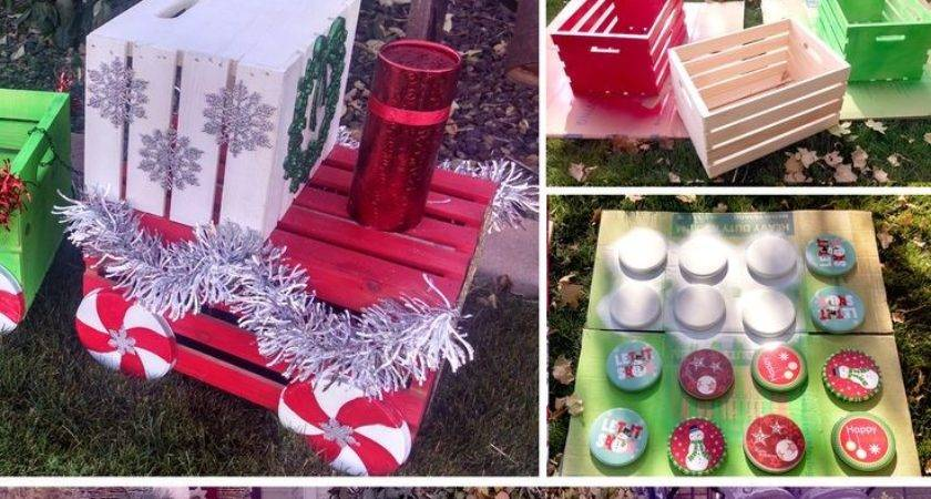 Best Outdoor Christmas Decorations Ideas Pinterest