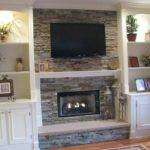 Best Over Fireplace Ideas Pinterest