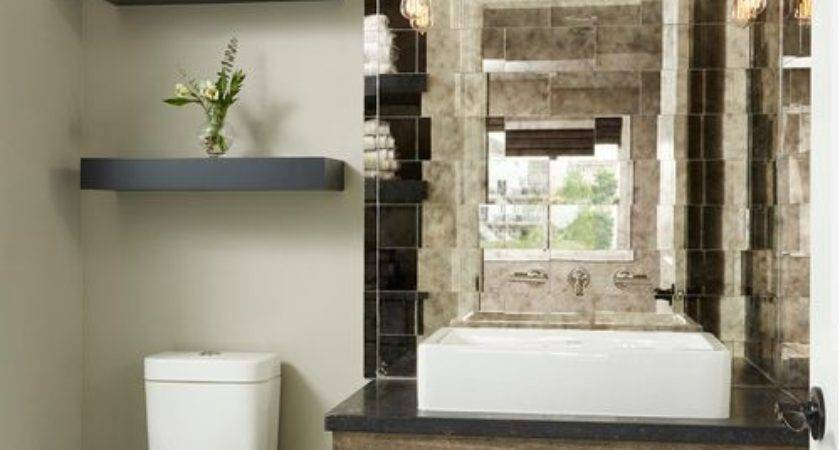 Best Powder Room Vessel Sink Design Ideas Remodel