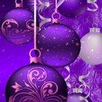 Best Purple Christmas Tree Ideas Pinterest
