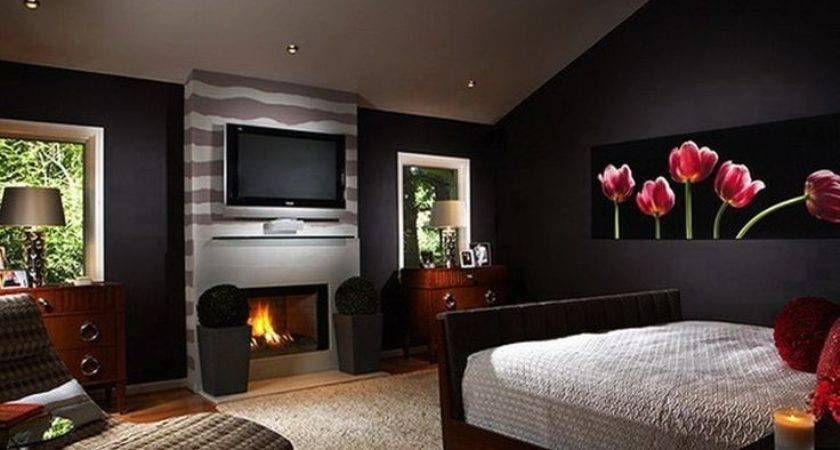 Best Romantic Bedroom Colors Ideas Pinterest