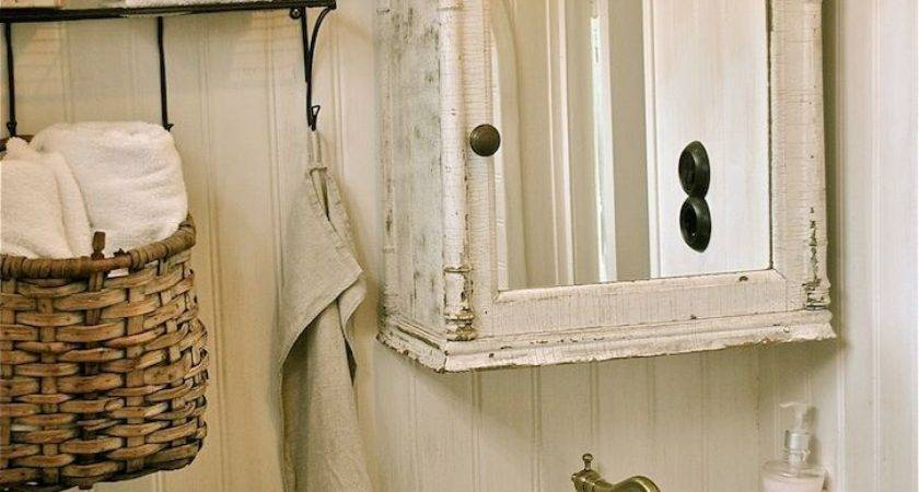 Best Small Vintage Bathroom Ideas Pinterest