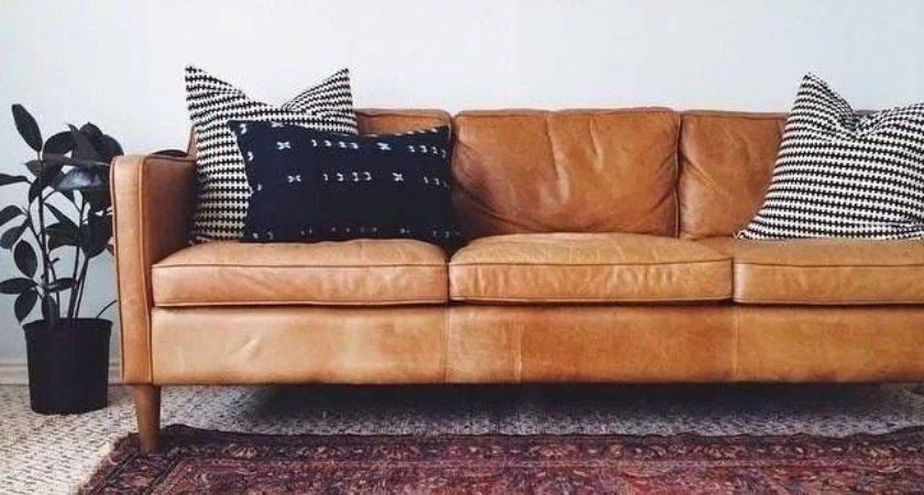 Best Tan Leather Sofas Ideas Pinterest