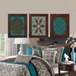 Best Teal Brown Bedrooms Ideas Pinterest Living