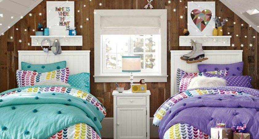 Best Teenage Attic Bedroom Ideas Pinterest