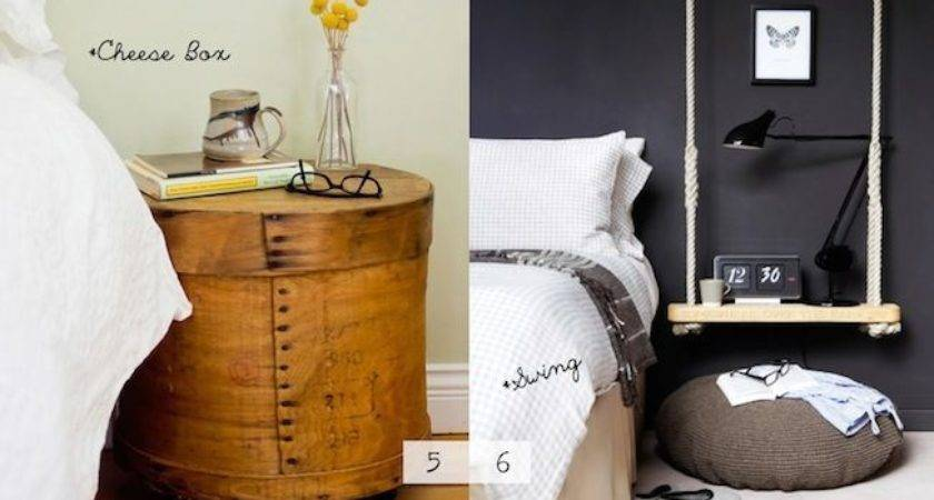 Best Unique Nightstands Ideas Pinterest Night