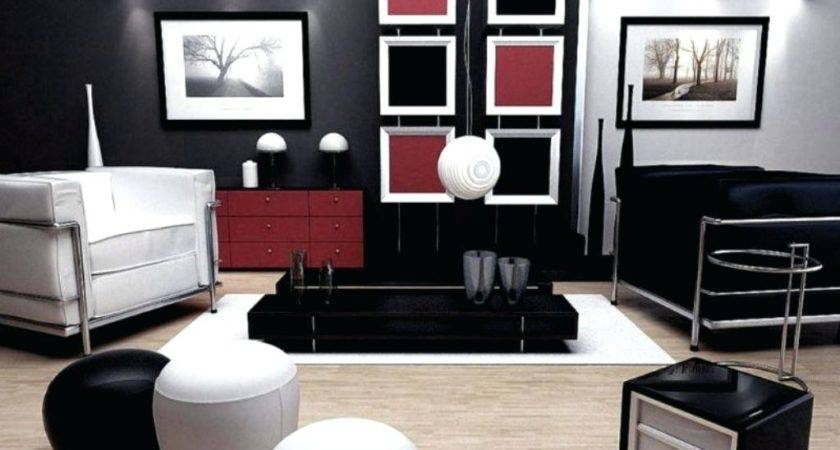 Black Grey White Living Room Ideas Nurani