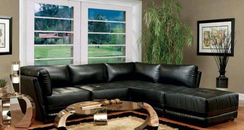 Black Leather Living Room Decorating Ideas Animewatching
