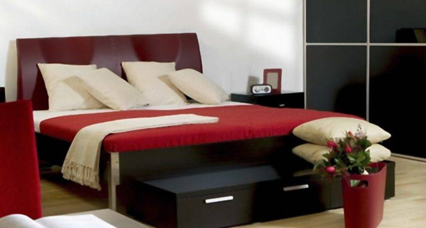 Black Modern Bedroom Set Decobizz