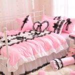 Black Pink Bedding Promotion Shop Promotional