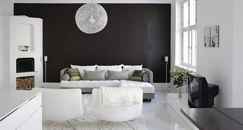 Black Wall Living Room Ideas Ultimate Home