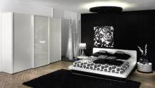 Black White Bedroom Designs Ideas