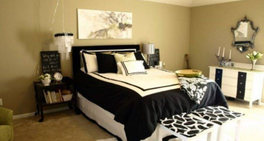 Black White Bedroom Ideas Classic Vibe
