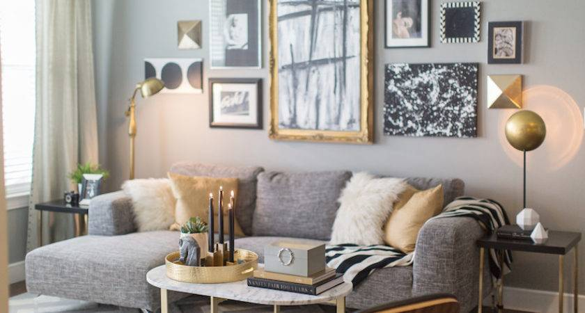 Black White Grey Gold There West Elm Coffee