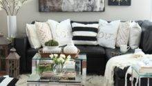 Black White Living Room Ideas Decoholic