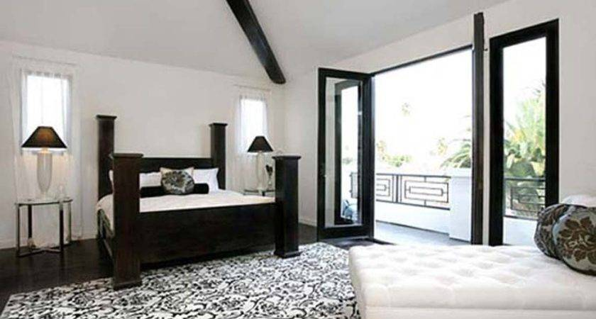 Black White Master Bedroom Ideas Haammss