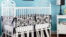 Black White Nursery Decor Popsugar Moms
