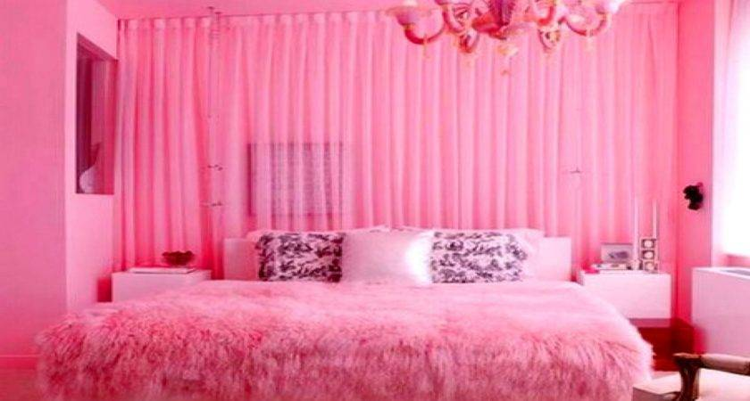 Black White Pink Party Decorating Ideas