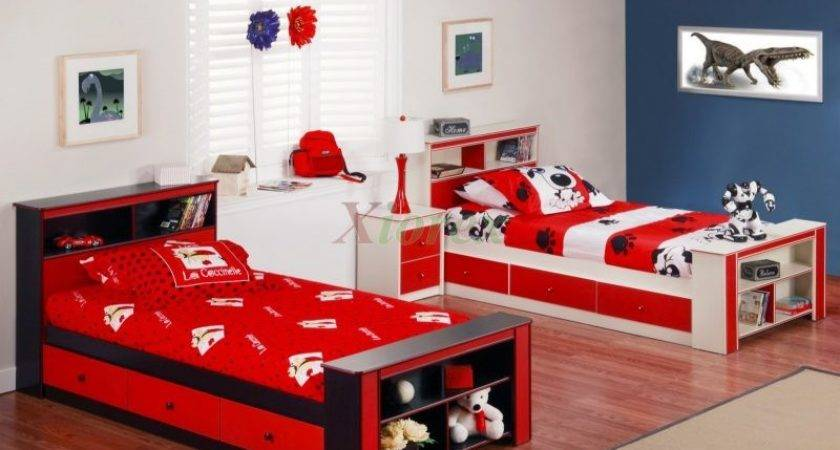 Black White Red Bedroom Decorating Ideas Best