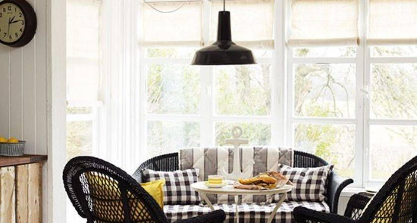 Black Yellow Living Room Housetohome